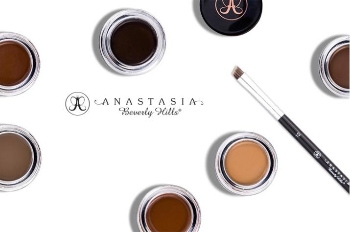 Ash brown цвет бровей