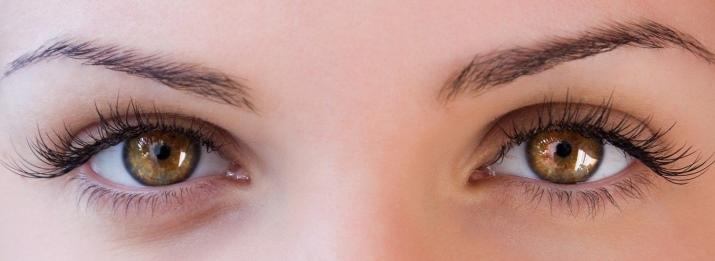 Беличий эффект наращивания ресниц (17 фото): схема нарощенных ресничек, взгляд белочки
