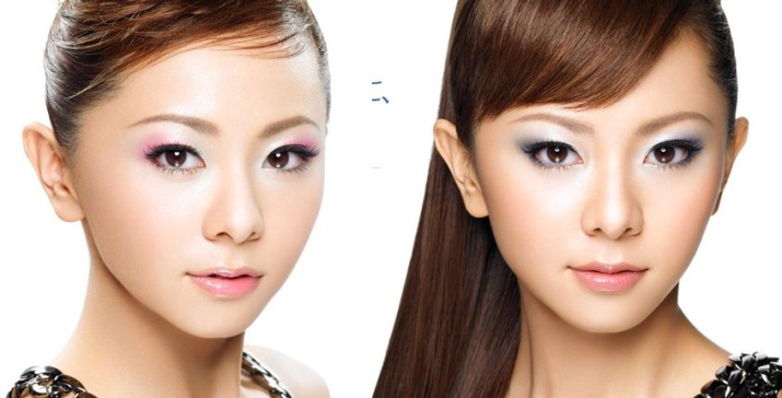 Макияж глаз у азиаток