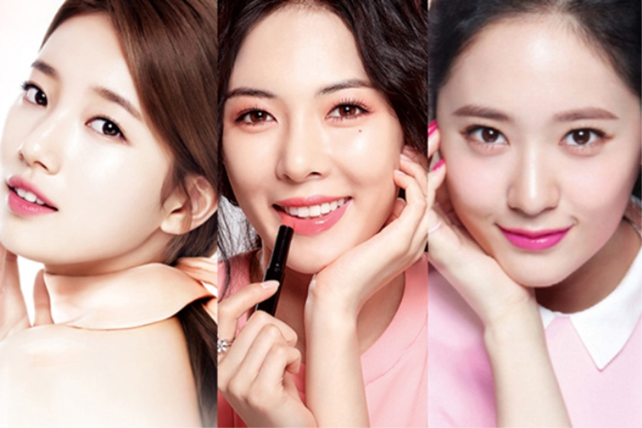Как кореянки пользуются косметикой