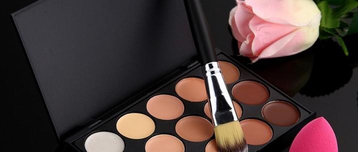 Корректор для лица (44 фото): коррекция помощью карандаша и тонального крема для макияжа