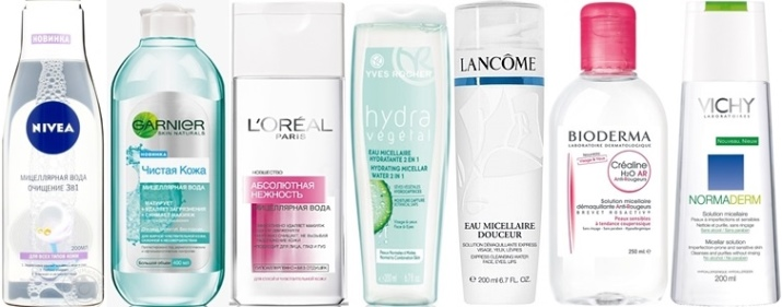 Лосьон для снятия макияжа: мицеллярный и тонизирующий тоник, отзывы
