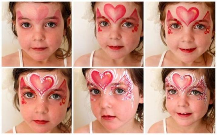 Детский макияж для девочек 10 лет