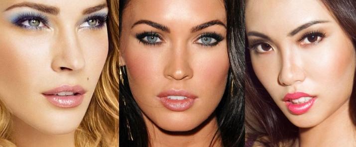 Какой макияж подойдет для узких глаз