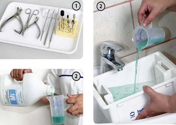 Как в домашних условиях стерилизовать инструменты