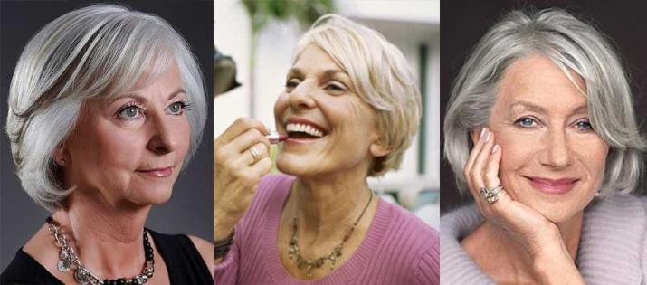 сочетать 6 главных особенностей возрастного макияжа жильём