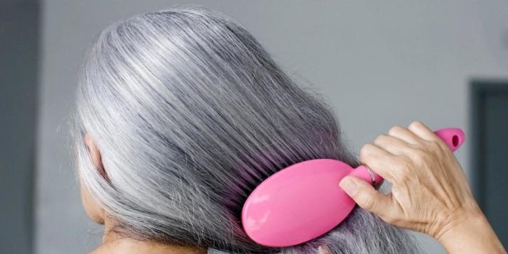 Закрашивает ли хна седину? 20 фото: закрасит ли, окрашивание седых волос, можно или нет, отзывы