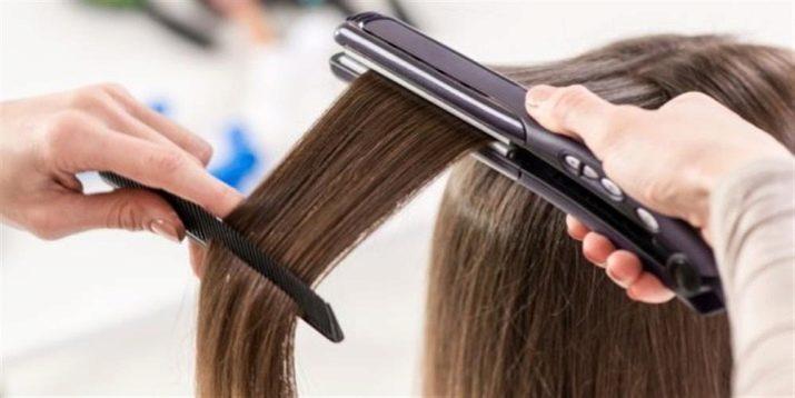 Можно ли выпрямлять влажные волосы