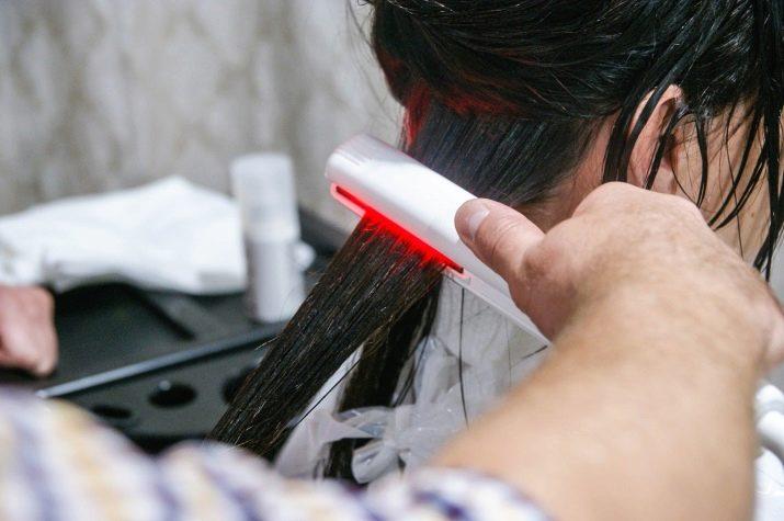 Ультразвуковое инфракрасное лечение волос отзывы