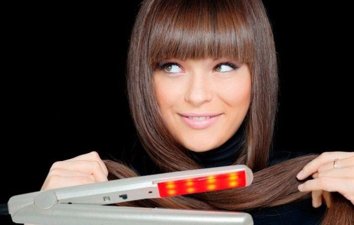 Инфракрасный утюжок для волос: ультразвуковой выпрямитель, Molecule и другие аппараты с инфракрасным излучением, отзывы